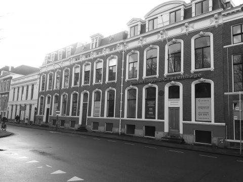 Transformatie Zeestraat te Den Haag